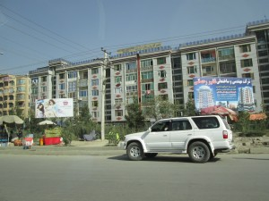 The new smart living in Kabul